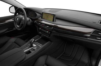 Interior Profile 2015 BMW X6