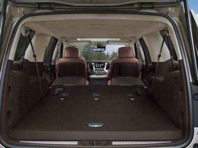 Oem Interior 2017 Chevrolet Suburban