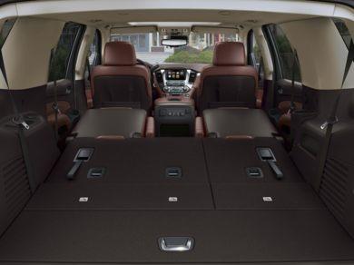 Oem Interior 2018 Chevrolet Tahoe