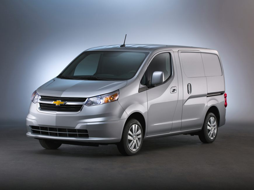 2018 chevrolet city-express