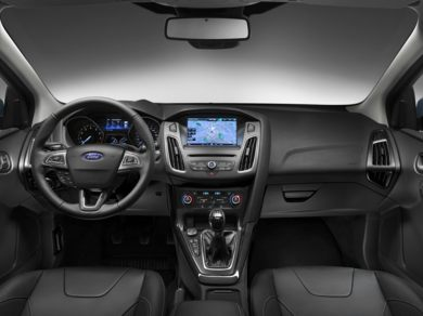 OEM Interior Primary 2017 Ford Focus