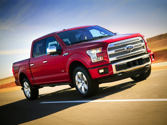 2017 F150 Colors >> See 2017 Ford F 150 Color Options Carsdirect