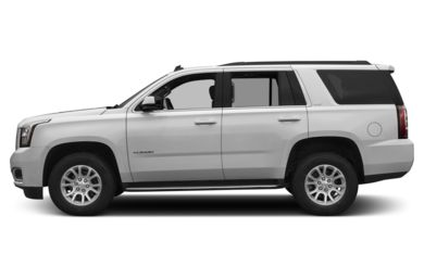 90 Degree Profile 2015 GMC Yukon