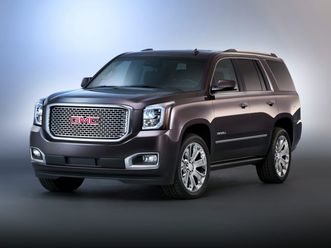See 2017 Gmc Yukon Color Options Carsdirect