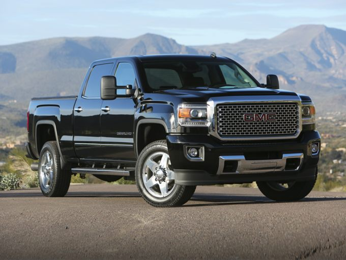 2018 gmc sierra 2500hd styles features highlights. Black Bedroom Furniture Sets. Home Design Ideas