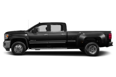 90 Degree Profile 2018 GMC Sierra 3500HD