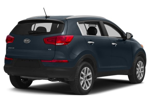 2015 Kia Sportage Styles Amp Features Highlights