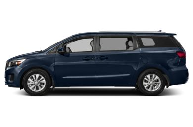 90 Degree Profile 2018 Kia Sedona