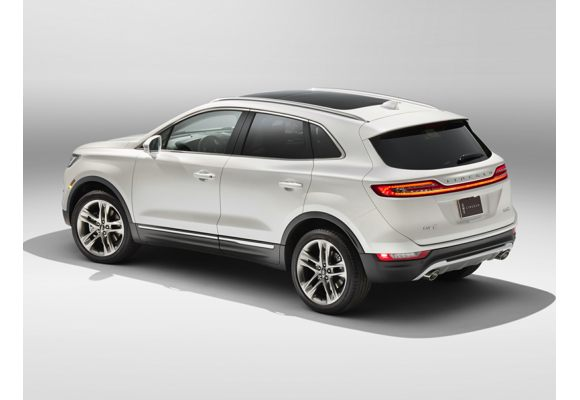2017 Lincoln Mkc Pictures Amp Photos Carsdirect