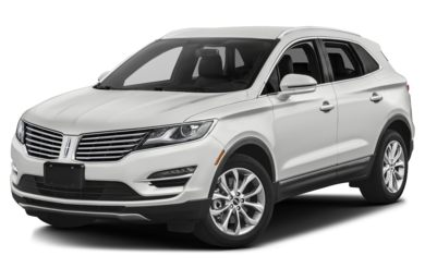3 4 Front Glamour 2017 Lincoln Mkc