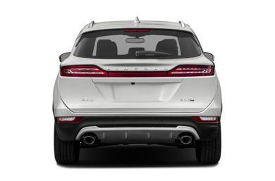Rear Profile 2016 Lincoln Mkc