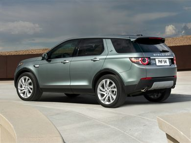 Oem Exterior 2017 Land Rover Discovery Sport