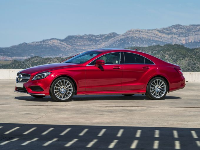 2016 mercedes benz cls550 styles features highlights. Black Bedroom Furniture Sets. Home Design Ideas