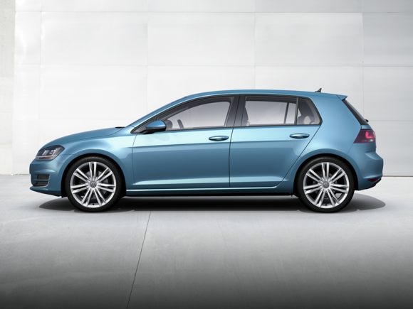 2015 Volkswagen Golf Side