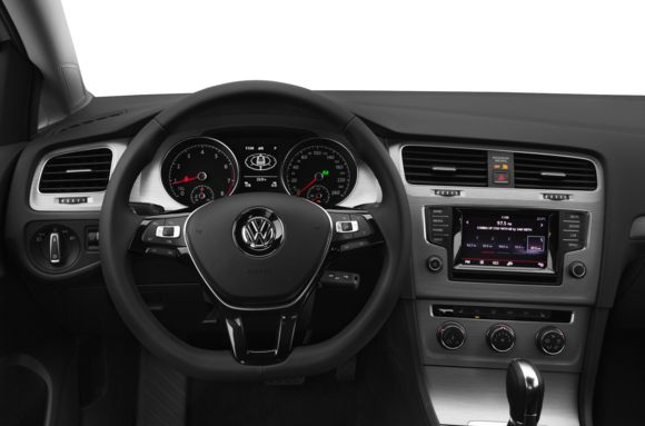 2015 Volkswagen Golf Interior