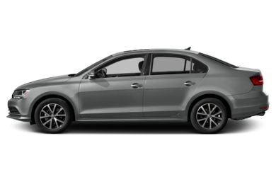 90 Degree Profile 2016 Volkswagen Jetta