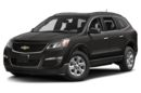 3/4 Front Glamour 2017 Chevrolet Traverse