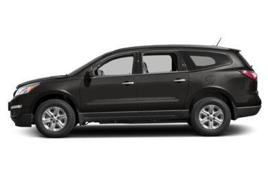 90 Degree Profile 2016 Chevrolet Traverse