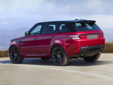 Oem Exterior 2017 Land Rover Range Sport
