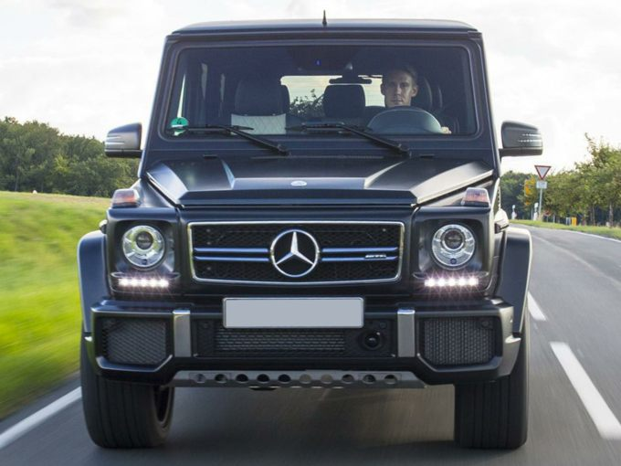 2016 mercedes benz g63 amg styles features highlights. Black Bedroom Furniture Sets. Home Design Ideas