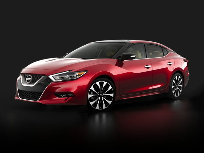 2016 nissan maxima styles features highlights. Black Bedroom Furniture Sets. Home Design Ideas