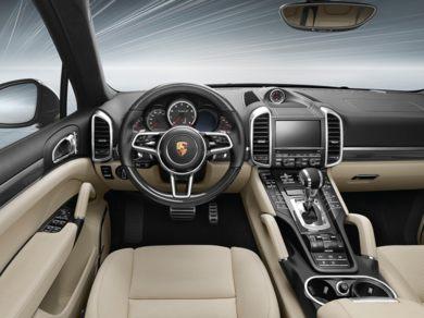 Oem Interior Primary 2017 Porsche Cayenne