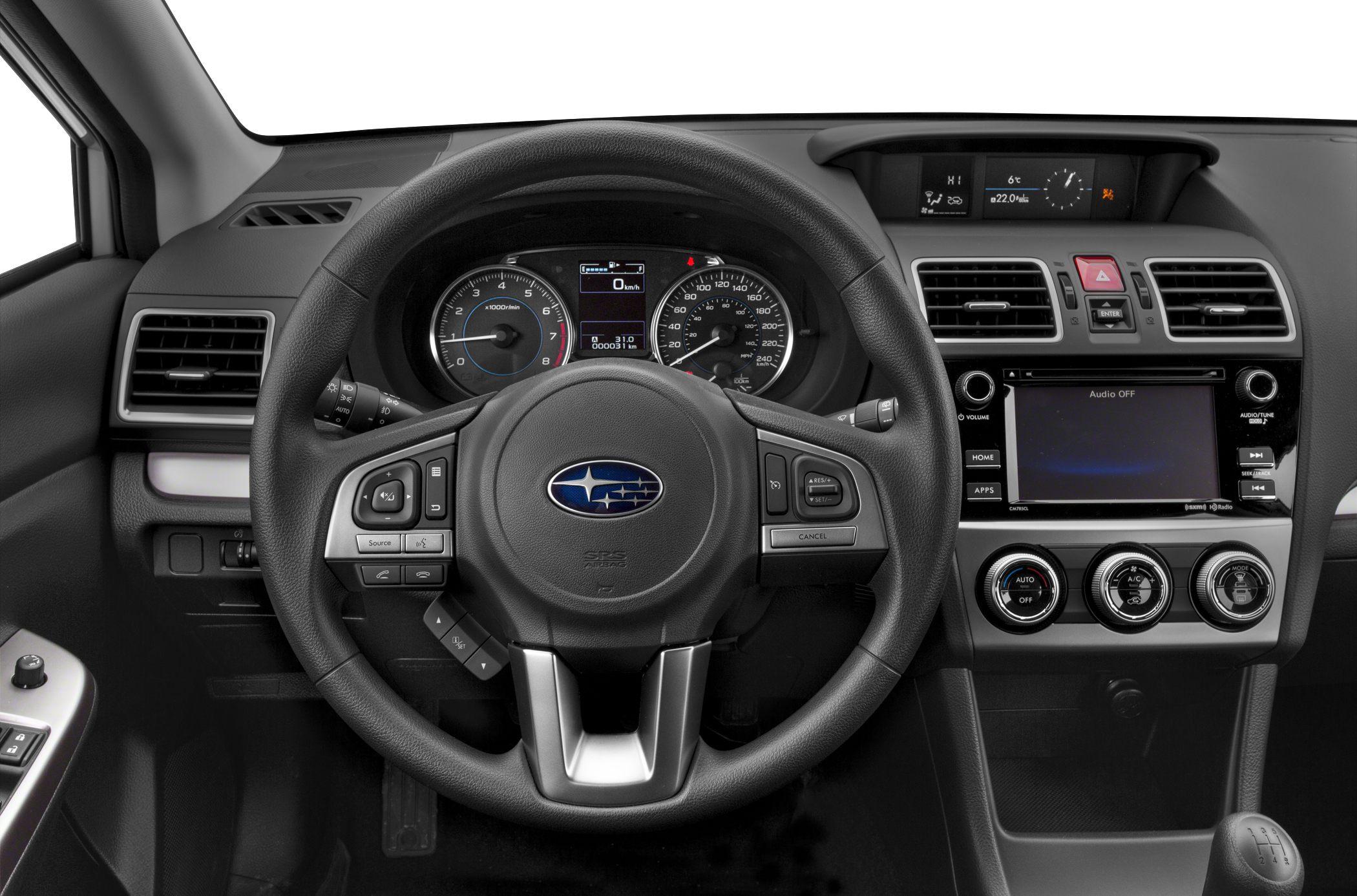 2017 Subaru Crosstrek Styles Amp Features Highlights