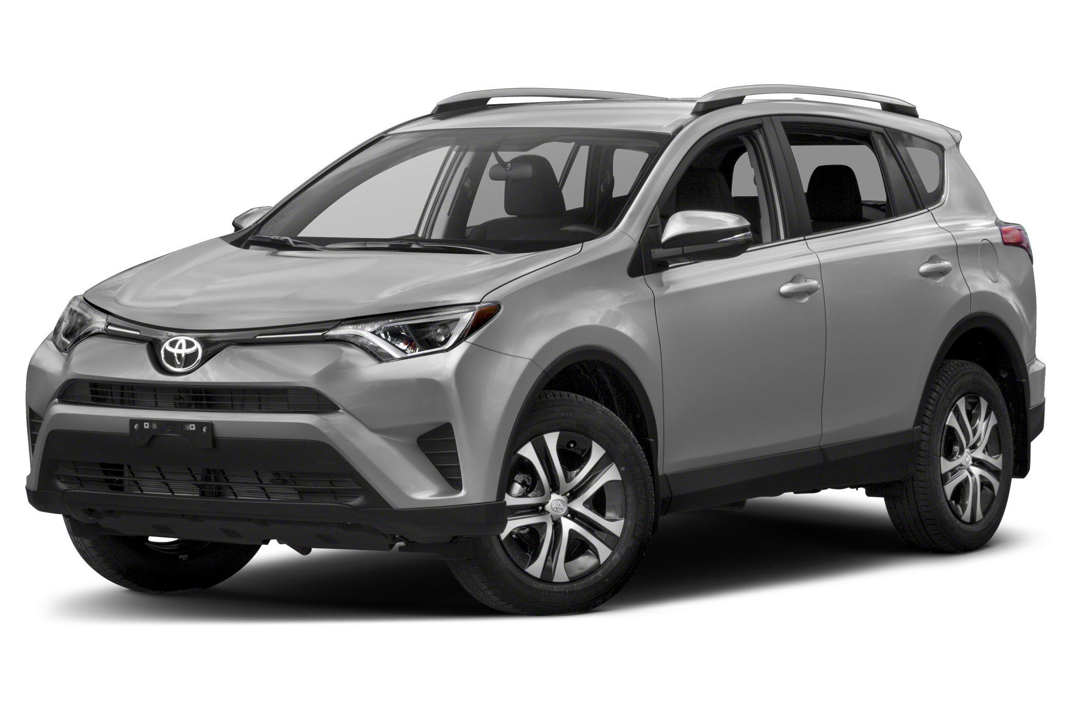 Rav4 Lease Deals >> 2018 Toyota Rav4 Styles Features Highlights
