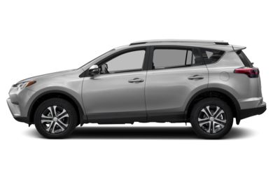 90 Degree Profile 2018 Toyota RAV4