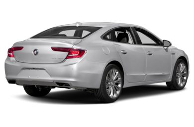 3/4 Rear Glamour  2019 Buick LaCrosse