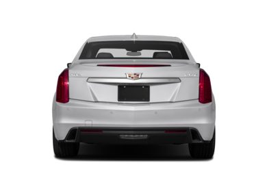 Rear Profile  2019 Cadillac CTS