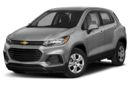 3/4 Front Glamour 2019 Chevrolet Trax