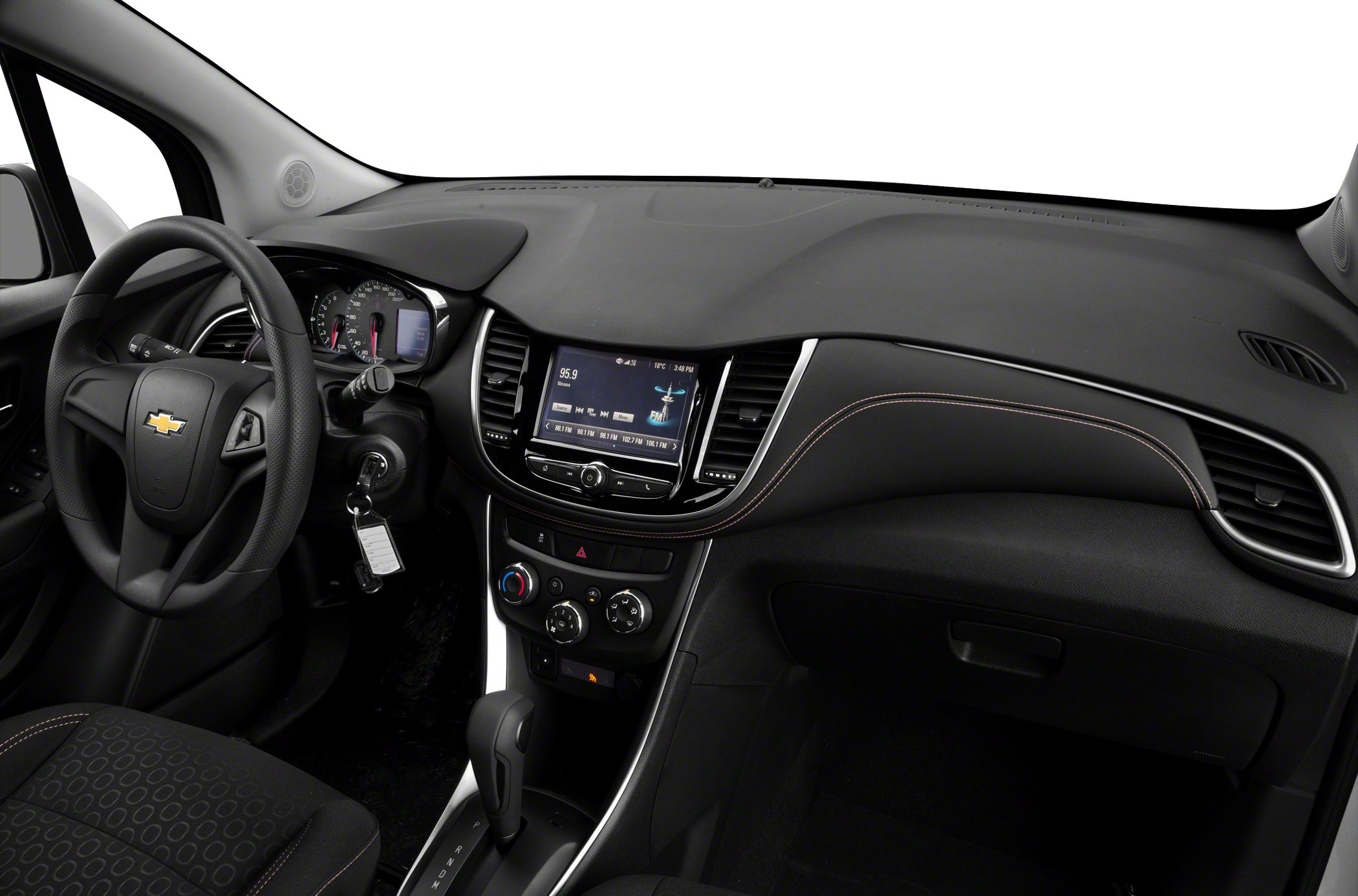 Awesome 2017 Chevy Trax Interior