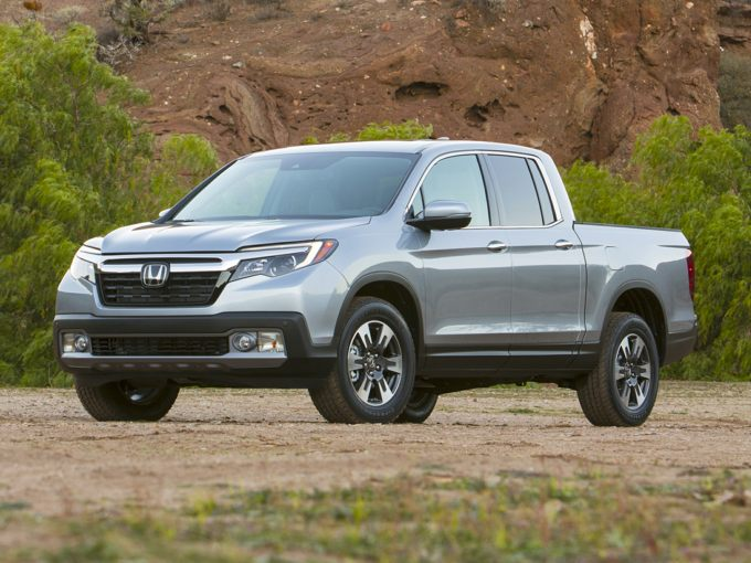 2017 honda ridgeline styles features highlights. Black Bedroom Furniture Sets. Home Design Ideas