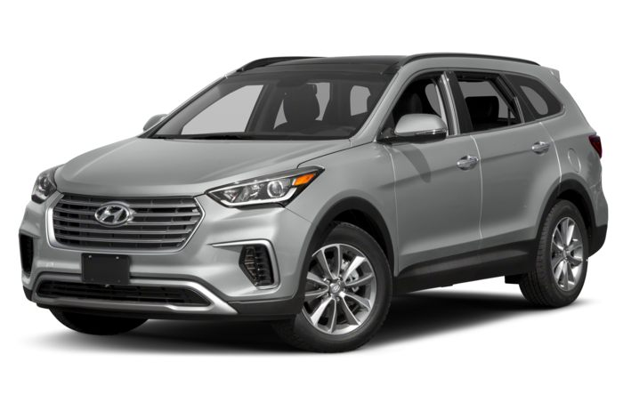 2018 hyundai santa fe specs safety rating mpg carsdirect. Black Bedroom Furniture Sets. Home Design Ideas