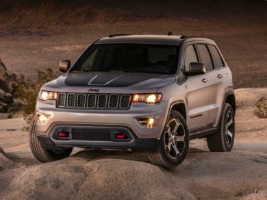 Jeep Grand Cherokee Color Options Carsdirect 2018