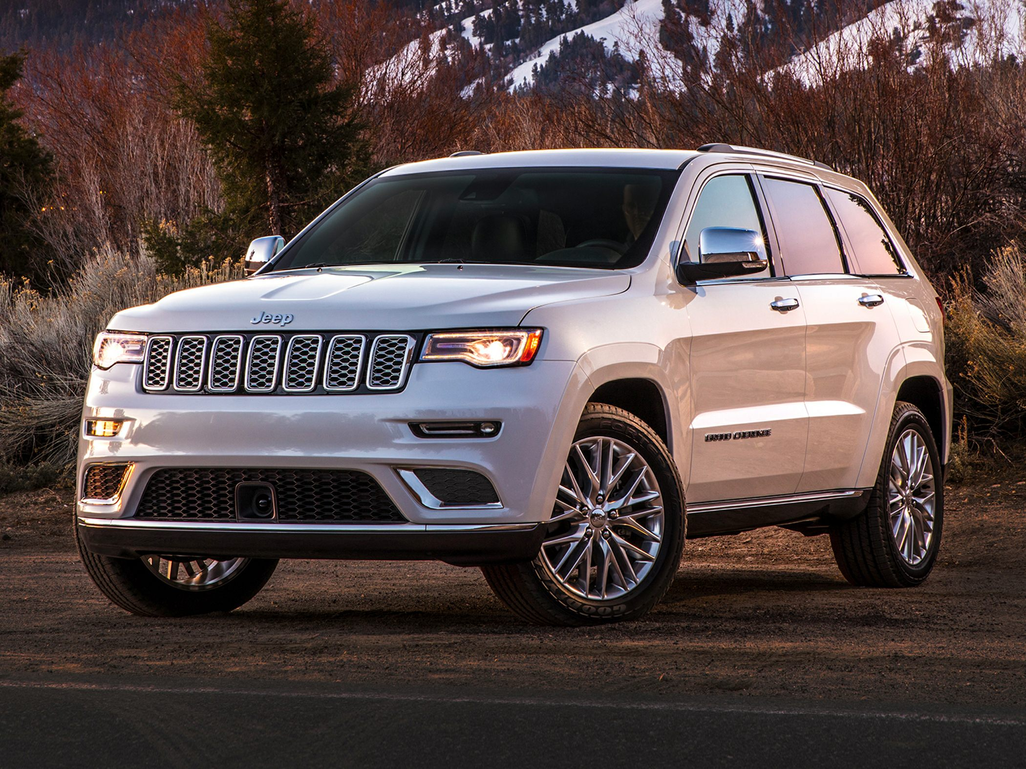 see 2017 jeep grand cherokee color options - carsdirect