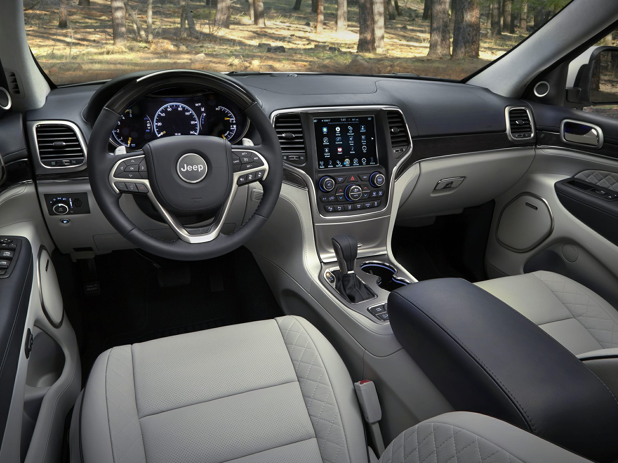 2018 Jeep Grand Cherokee Release Date >> 2018 Jeep Grand Cherokee Deals Prices Incentives Leases