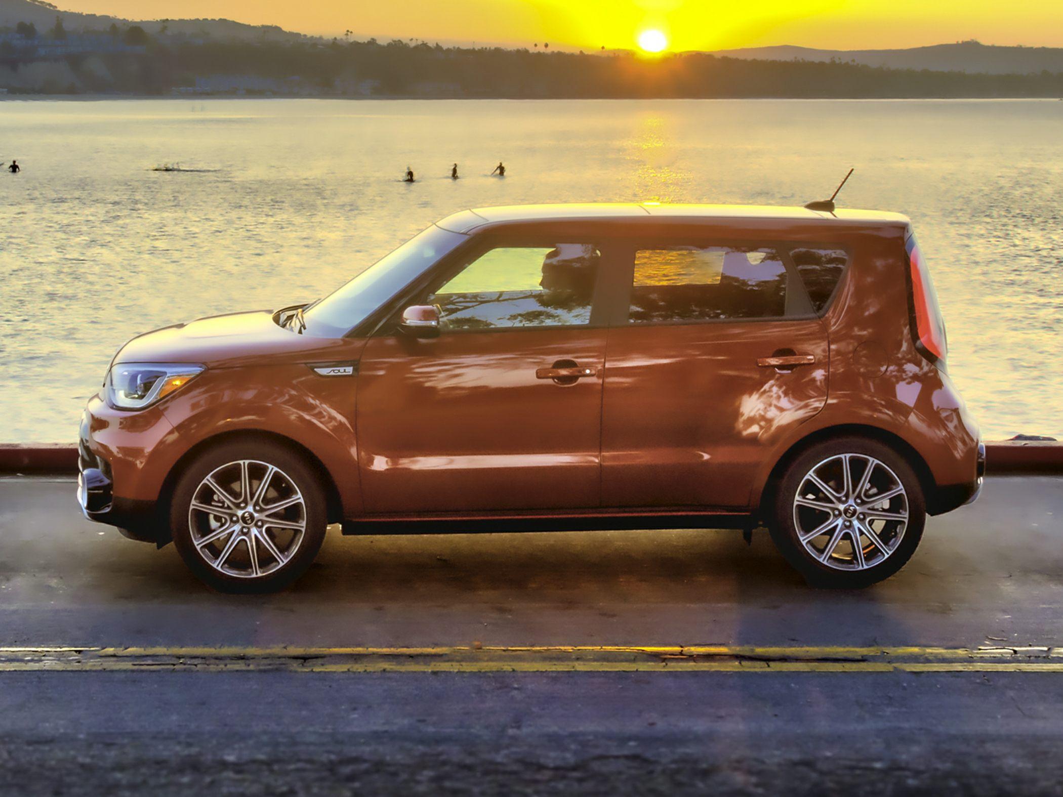 Kia Soul Colors >> See 2017 Kia Soul Color Options Carsdirect
