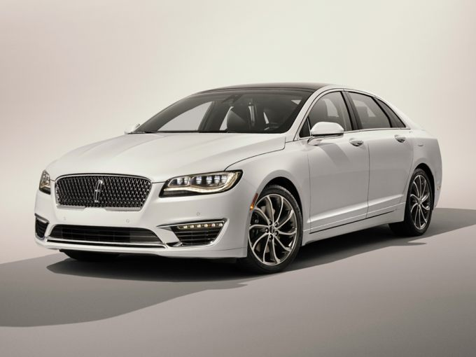 Lincoln Mkz Lease >> 2018 Lincoln Mkz Styles Features Highlights