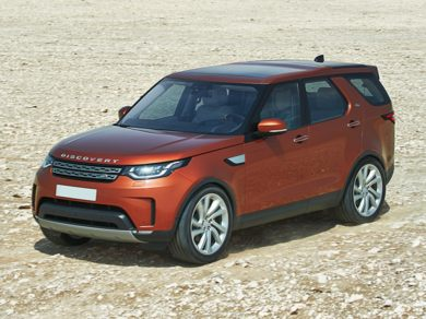 Oem Exterior Primary 2017 Land Rover Discovery