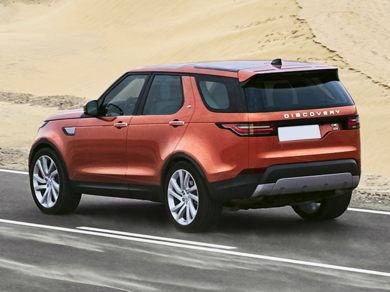 Oem Exterior 2017 Land Rover Discovery
