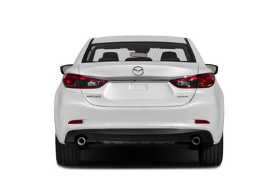 Rear Profile  2017 Mazda Mazda6