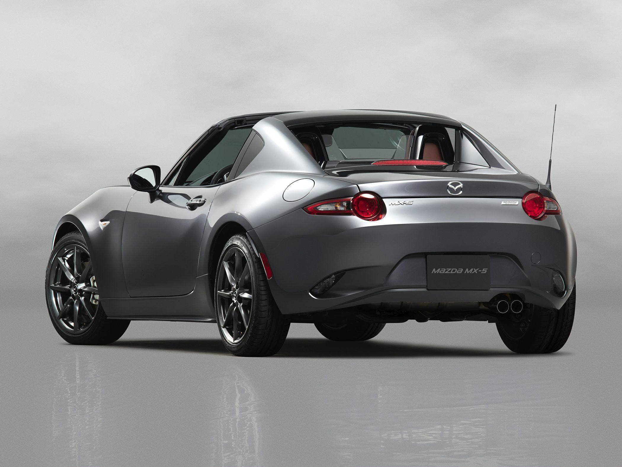 Mazda Mx 5 Rf Cena >> 2018 Mazda Mx 5 Miata Deals Prices Incentives Leases Overview