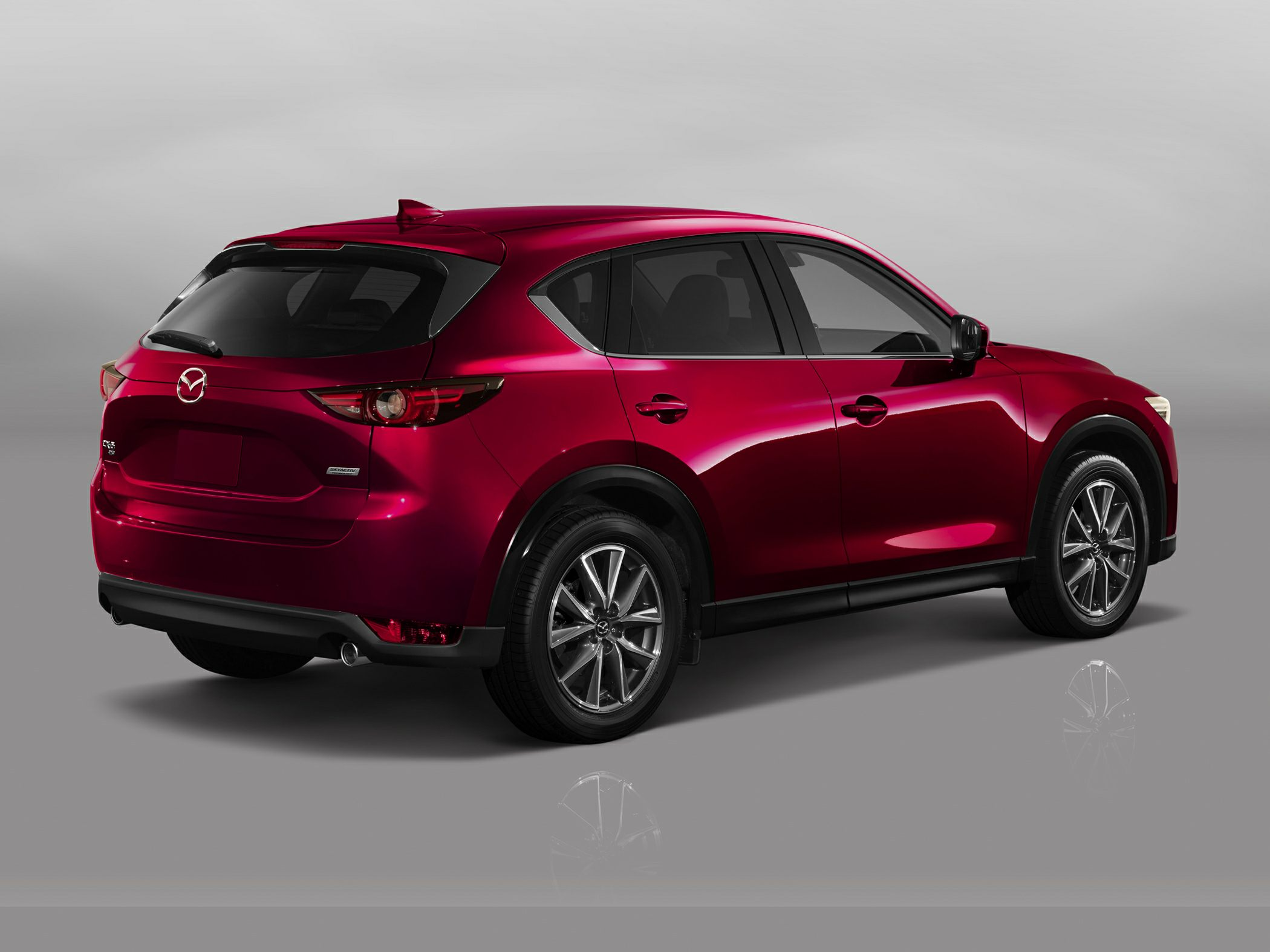 See 2018 Mazda CX-5 Color Options - CarsDirect