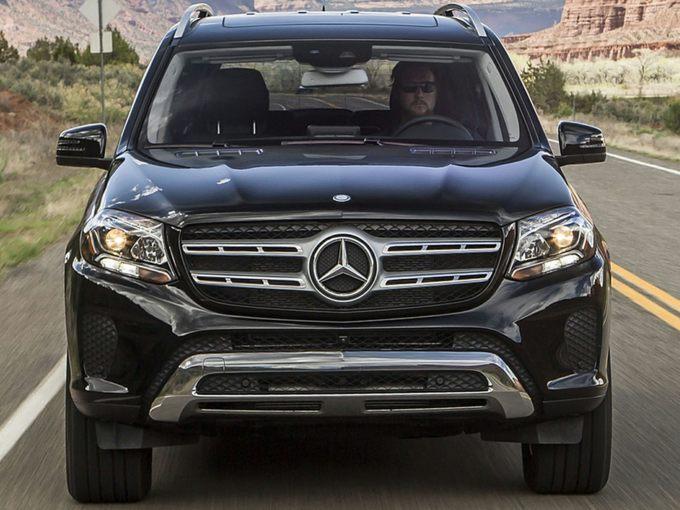 Mercedes-Benz GLS450