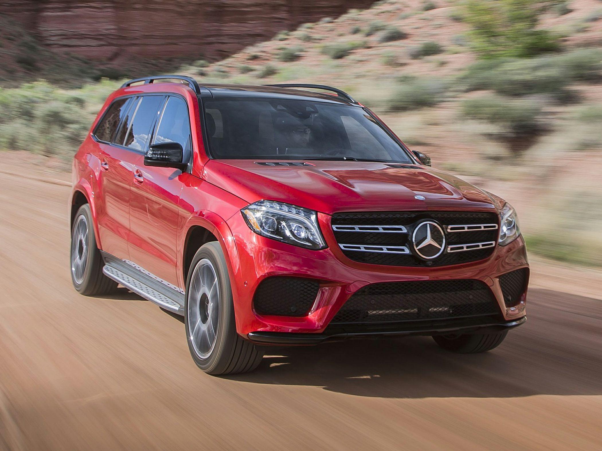 2018 mercedes benz gls class deals prices incentives for Mercedes benz incentives and rebates