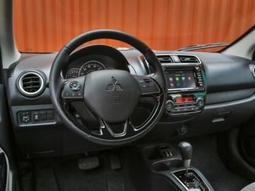 Mitsubishi attrage 2020