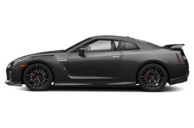 90 Degree Profile 2018 Nissan GT-R