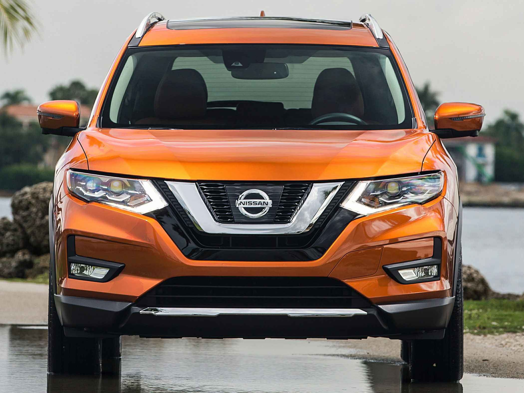 2018 Nissan Rogue Styles Features Highlights